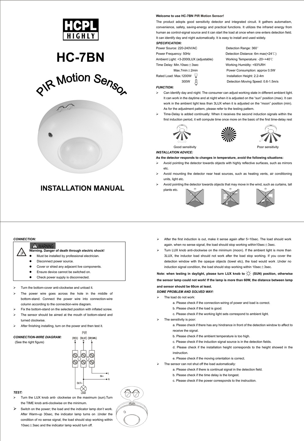 Ceiling Mount Pir Motion Sensor Manufacturer Dealers Sensors Light Further Alarm Wiring Diagram Also Download 360 Hc 7bn