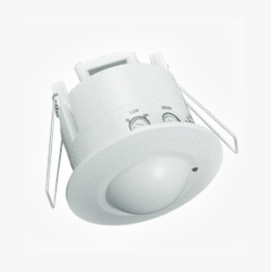 Microwave Motion Sensor, Model No. HC-21M